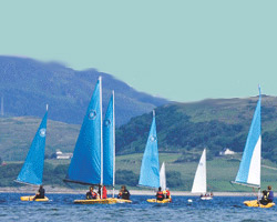 Tighnabruaich Sailing School